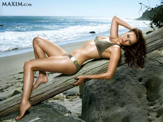 Deanna Russo en bikini