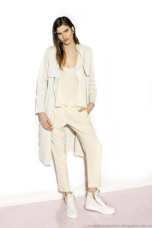 Nous primavera verano 2015, chaquetas moda verano 2015.