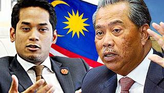 Khairy setuju dengan Muhyiddin