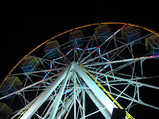 Big Wheel photo - Leiria May Fair - Portugal