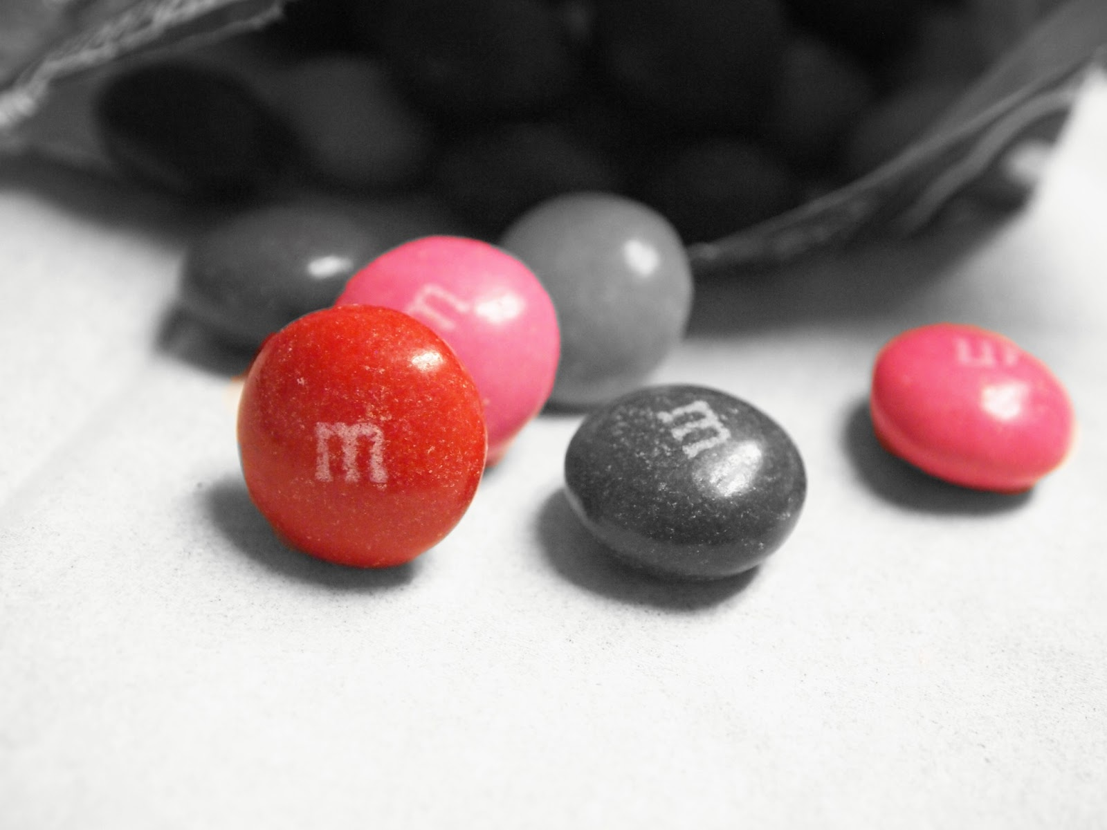 Raspberry M and Ms