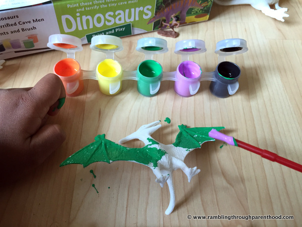 The Pterodactyl gets a makeover