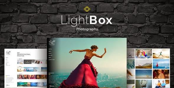 Lightbox - Photography & Portfolio Theme