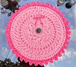 Base Rosa em Ponto Estrela