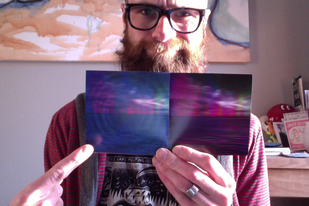 (oh, You You Need To Borrow A Piece Of Paper? Let Me Open My MBV Trapper  Keeper.)