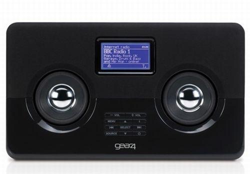 Gear4 HouseParty AirWave iPhone/iPod dock Internet Radio