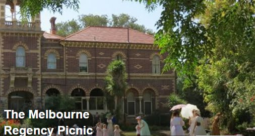 The Melbourne Regency Picnic