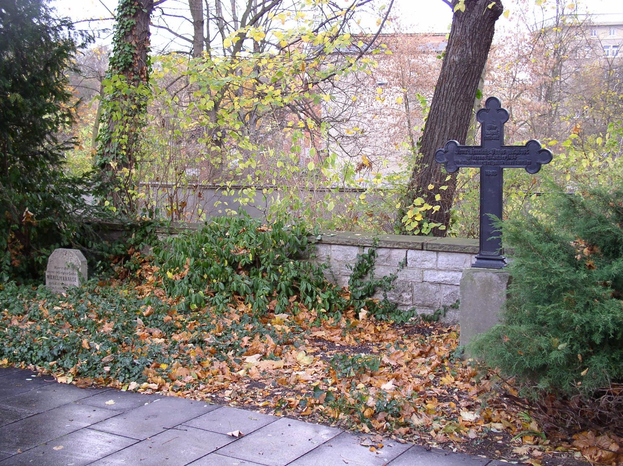 Friedhof der Märzgefallenen (Berlin, Germany)