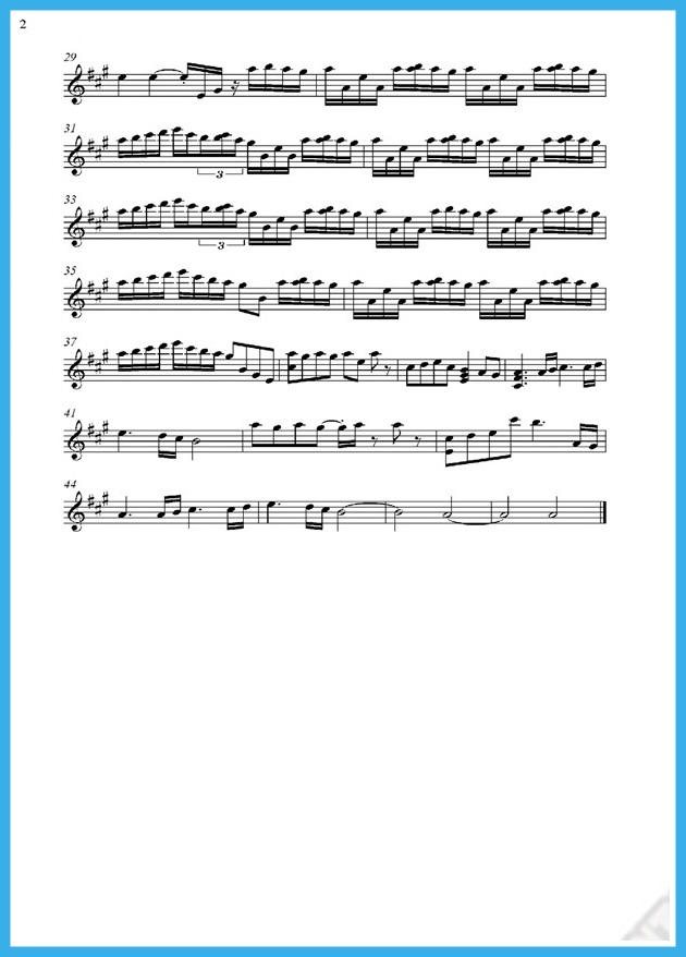 Want to see another score randomly if you find useful?