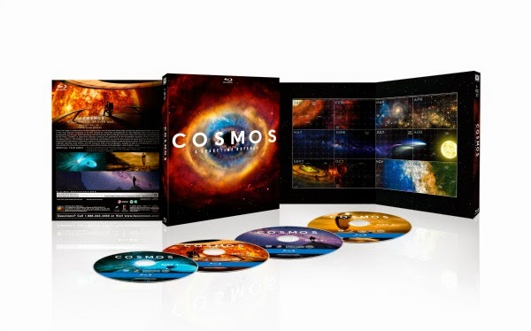 COSMOS: A SPACETIME ODYSSEY #Win4Dad