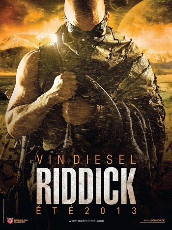Riddick (2013) Unrated Full HD 1080p Latino-Inglés