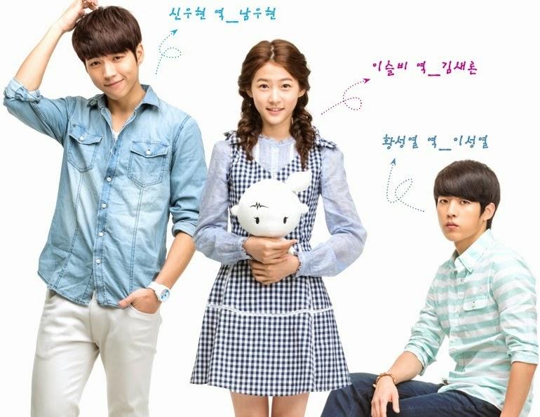 High School Love On Korean Drama [2014] Sub Indo Ep 1 - Ep 18