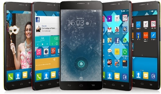 this alcatel one touch idol x 6040 Breaking