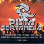 Capa do álbum Pista Sertaneja – Vol.4 (2013)