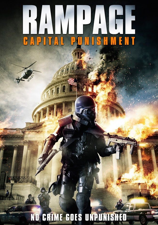 Rampage: Capital Punishment (2014) Poster