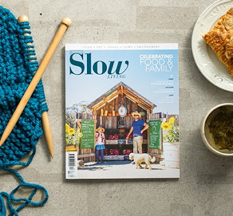 SLOW MAGAZINE - WINTER ISSUE OUT NOW