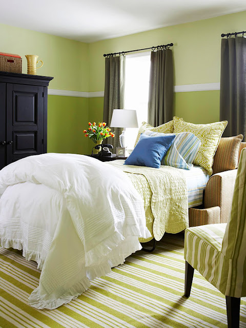 Blue with Green Accent Wall Bedroom-4.bp.blogspot.com
