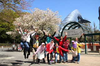 Paket Tour Muslim Osaka Tokyo 8D6N