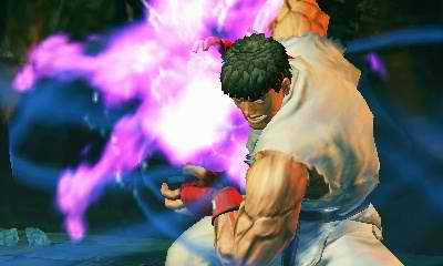 (Ryu) Super Street Fighter IV 3D Edition