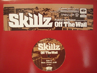 Skillz – Off The Wall (VLS) (2003) (320 kbps)