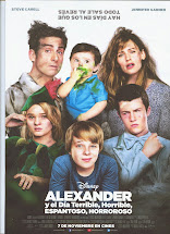 "Cineforum ""Alexander y el Día Terrible, Horrible, Espantoso, Horroroso"""