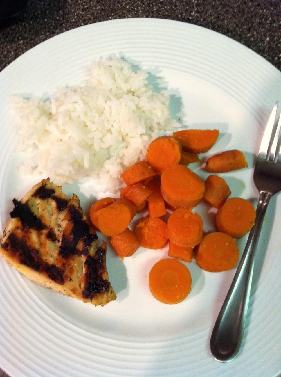 Tonight for Supper: November 7-Grilled Orange Chicken