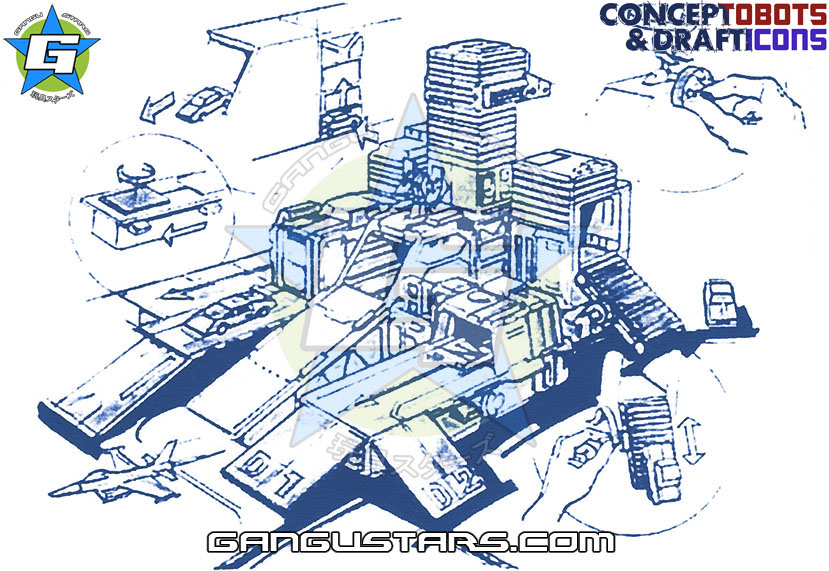 Fortress Maximus Transformers prototypes robots ダイアクロン トランスフォーマー タカラ hasbro