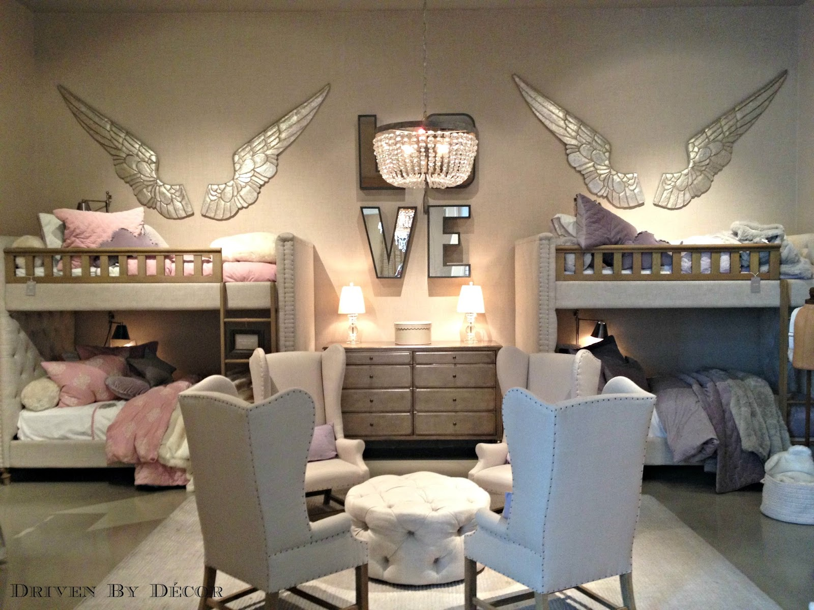 Decorating nurseries kids rooms inspiration from rh for Room decor inspiration