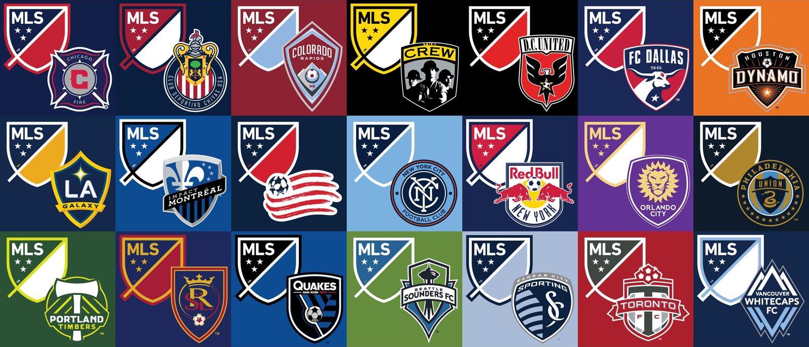 BODY ONLY GFX MLS TEAMS 2016 - Goal.com