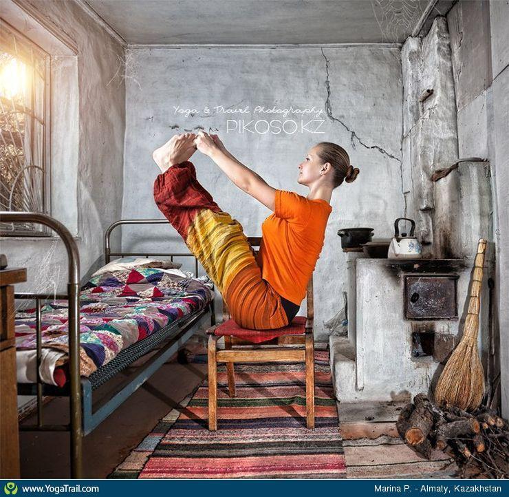 Yoga na pr tica 10 dicas para praticar yoga em casa e manter a disciplina 1 parte - Inicio yoga en casa ...
