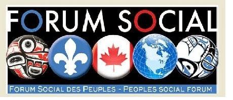 FORO SOCIAL OTTAWA 2014