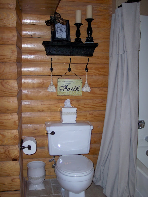 Next I decided since this bathroom was no longer being used on a  title=
