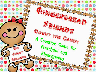 http://www.teacherspayteachers.com/Product/Gingerbread-Count-the-Candy-Game-1005237