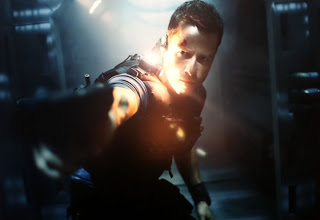 Trailer of Lockout, a sci-fi film written by Luc Besson