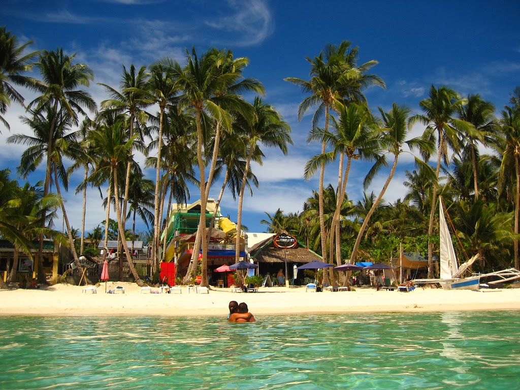 Some Beautiful Place Of Boracay Island Philippines Best Wallpaper Views