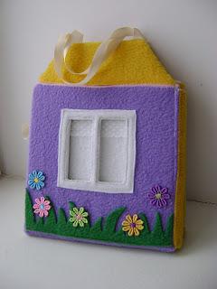 Как сделать домик для кукол от марины