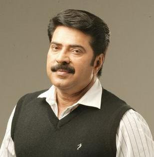 Mammootty in setter