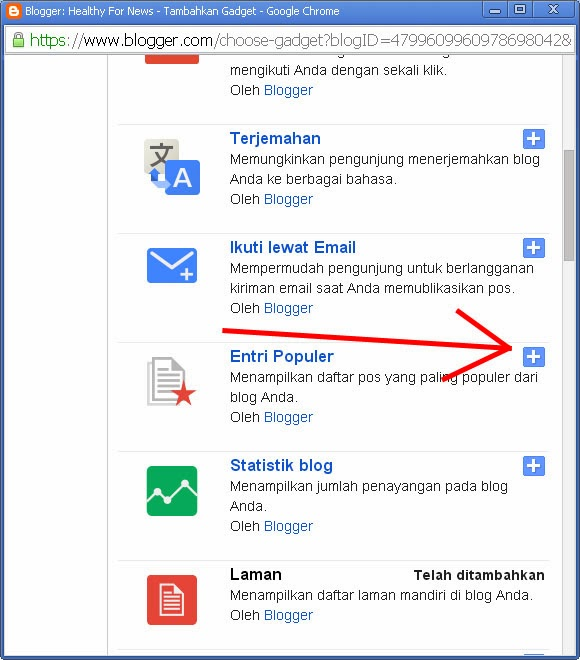 Tutorial Membuat Widget Popular Post Warna Warni Di Blog