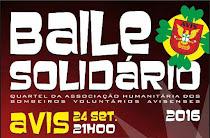 AVIS: BAILE SOLIDÁRIO NOS BOMBEIROS