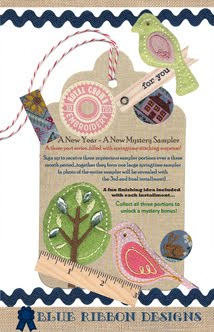 Starting in January 2013 <br> Mystery Sampler Club