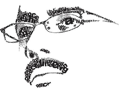 Tipografi mengalami perkembangan dari fase penciptaan dengan tangan