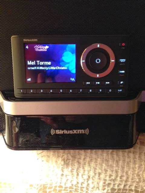 My Sirius Radio