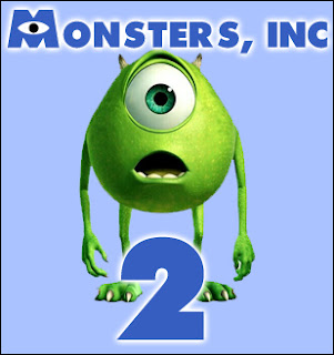 Monsters Inc 2 – Monsters University