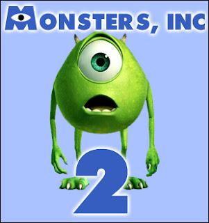 Monsters Inc 2 – Monsters University