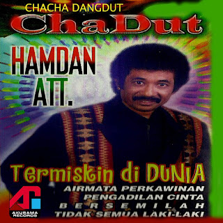 Hamdan ATT - Cha Dut (Chacha Dangdut) on iTunes