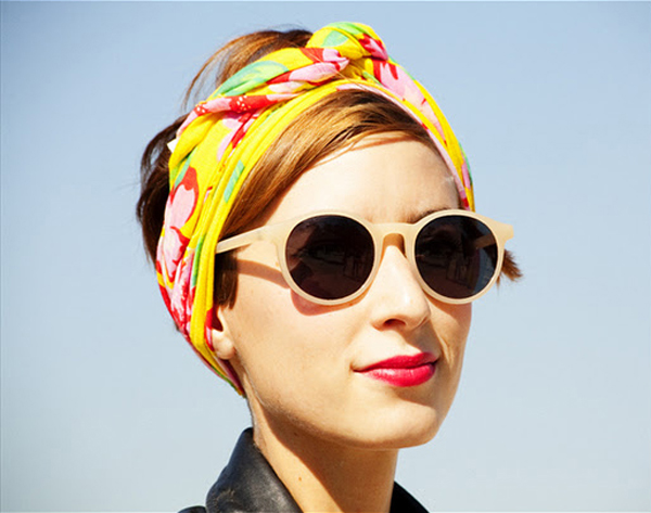 Jenny's Open Closet: My New Obsession with Head Scarves