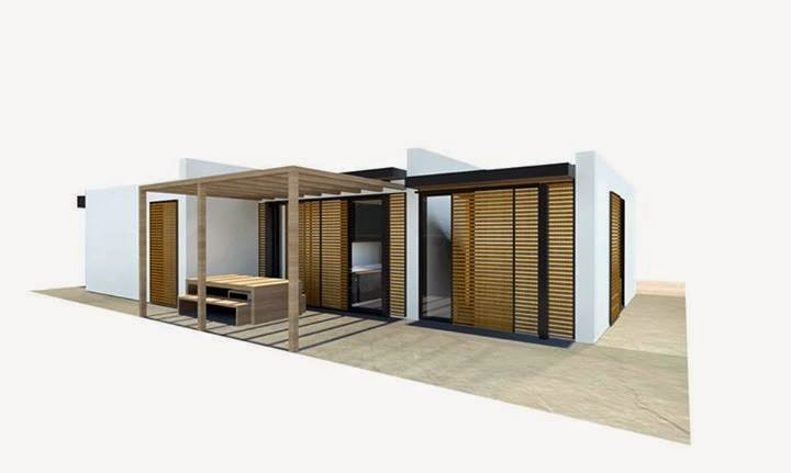 Homekit Family - by TECdream - Portugal - Casa Modular ... - photo#34