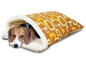 Brinde Gratis um saco de dormir para o seu Cão