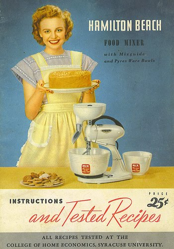 Vintage Cook Books Are Fun!