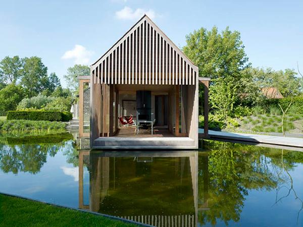 Modern Architecture Farmhouse Wim By Goes Architectuur